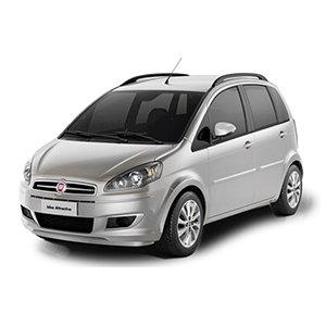 Casse auto à Rouen : les pièces de FIAT Idea en vente