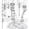 pompe à carburant électrique d'occasion disponibles à la vente | Casse auto à Rouen
