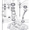 pompe à carburant électrique immergée d'occasion disponibles à la vente | Casse auto à Rouen