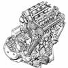 Cache insonorisation moteur d'occasion disponibles à la vente | Casse auto à Rouen