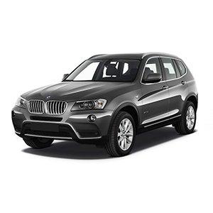 Casse auto à Rouen : les pièces de BMW X3 en vente